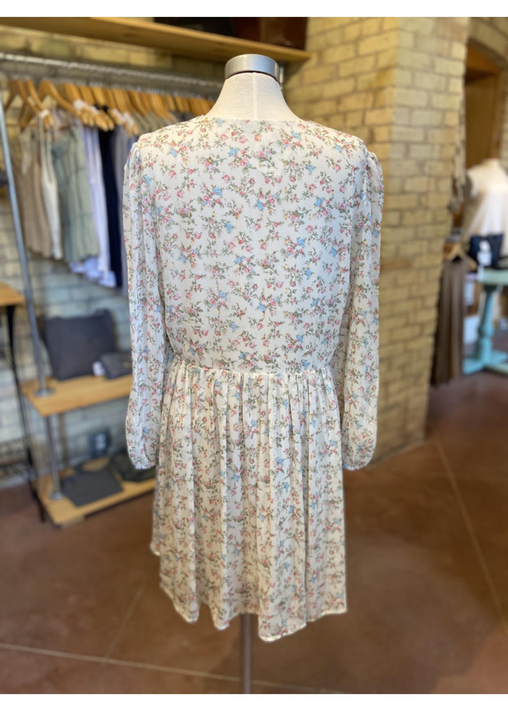 Dress Forum Merry Go Round  Ruffle Dress