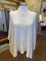 Wishlist Woven Oversized Pullover