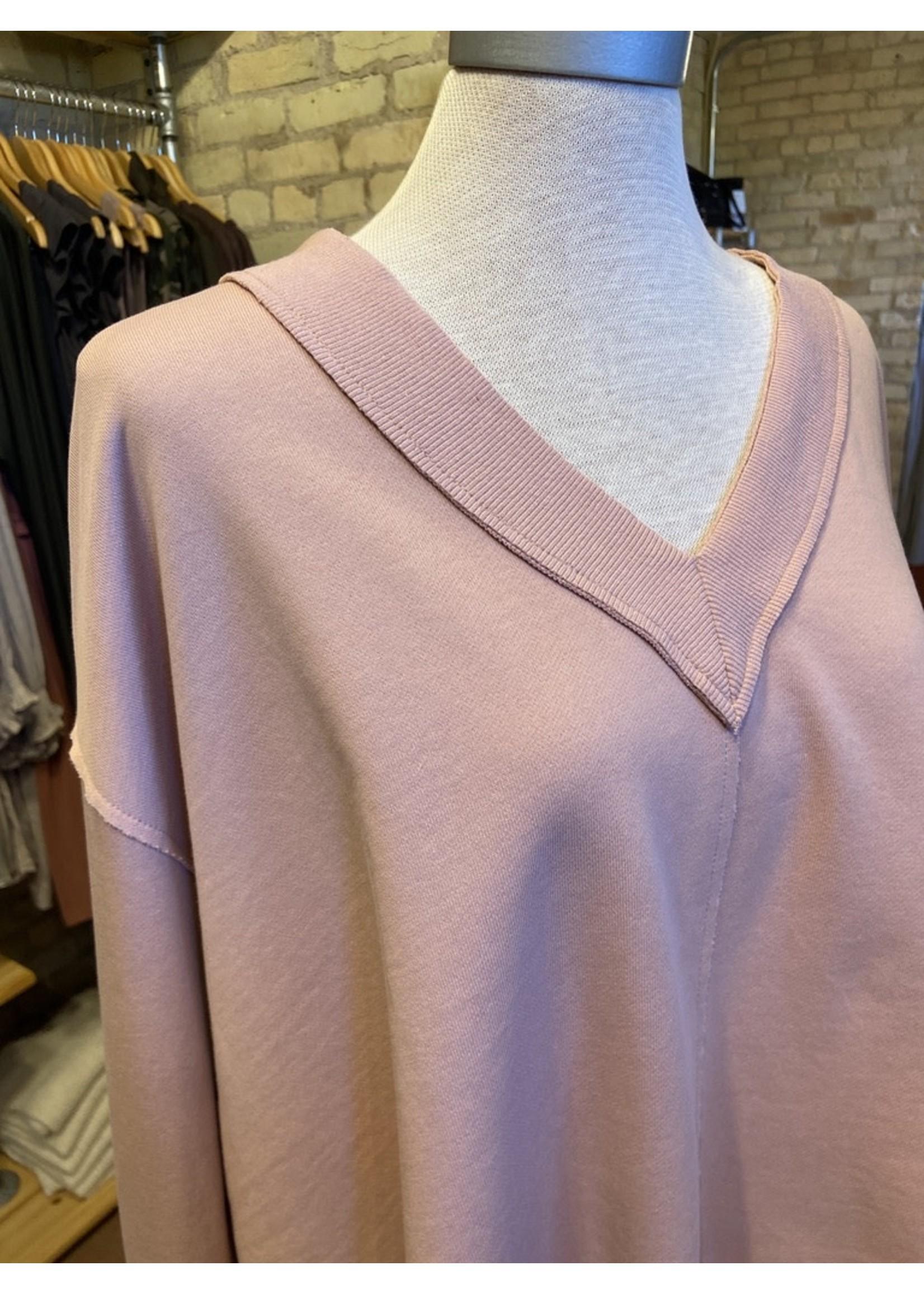 Wishlist V-neck Sweatshirt