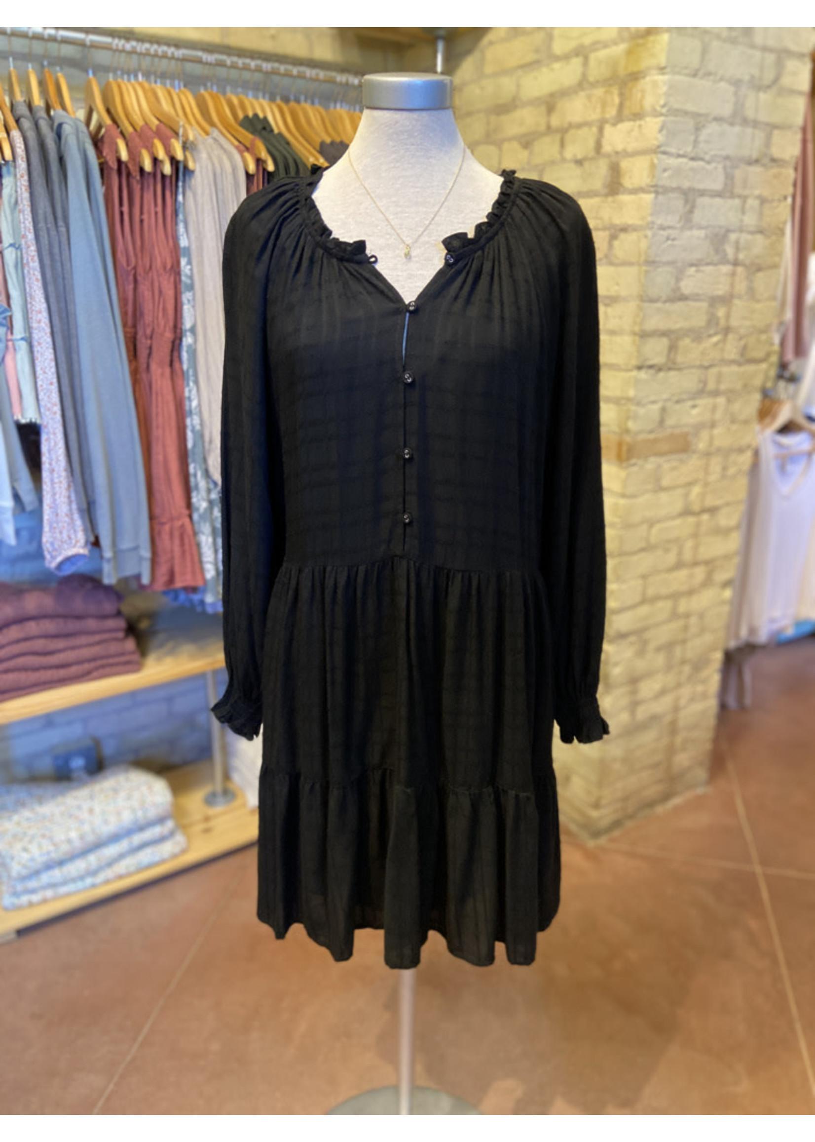 Lovestitch Bohemian Tiered Mini Dress