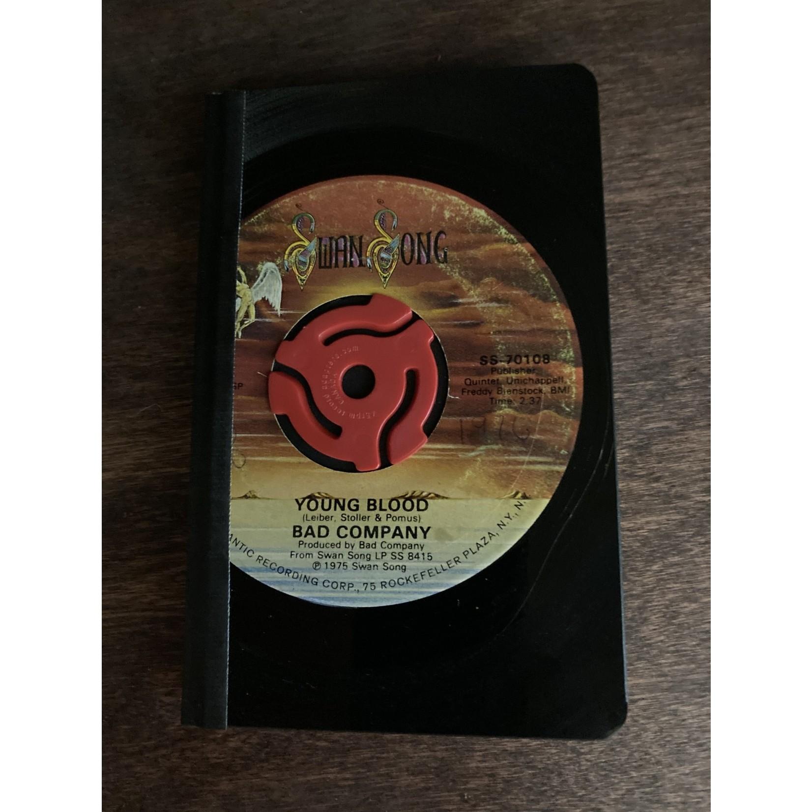 Vinylux Vinylux record journal | Bad Company