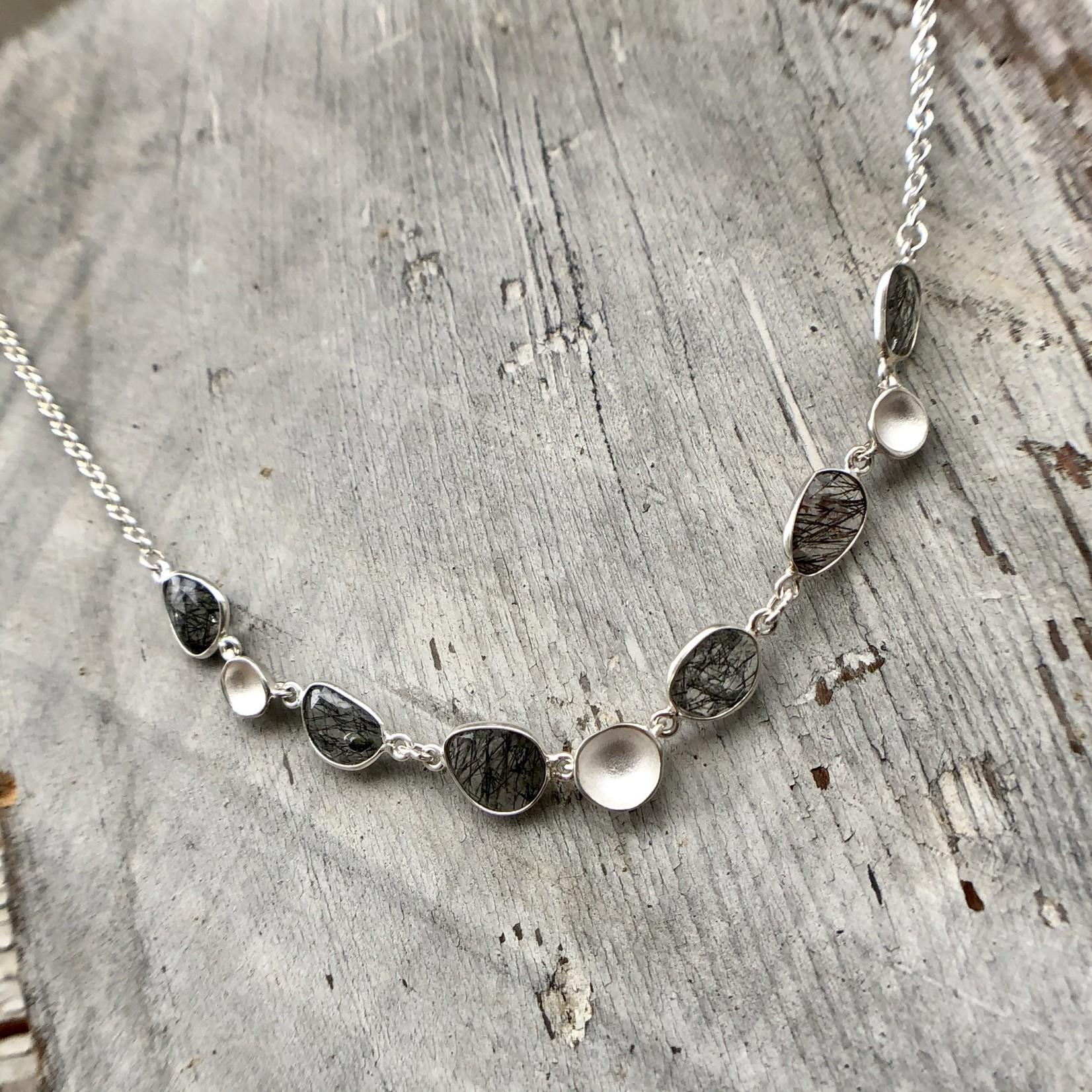 Sarah Richardson Sarah Richardson   Stone Stream Necklace