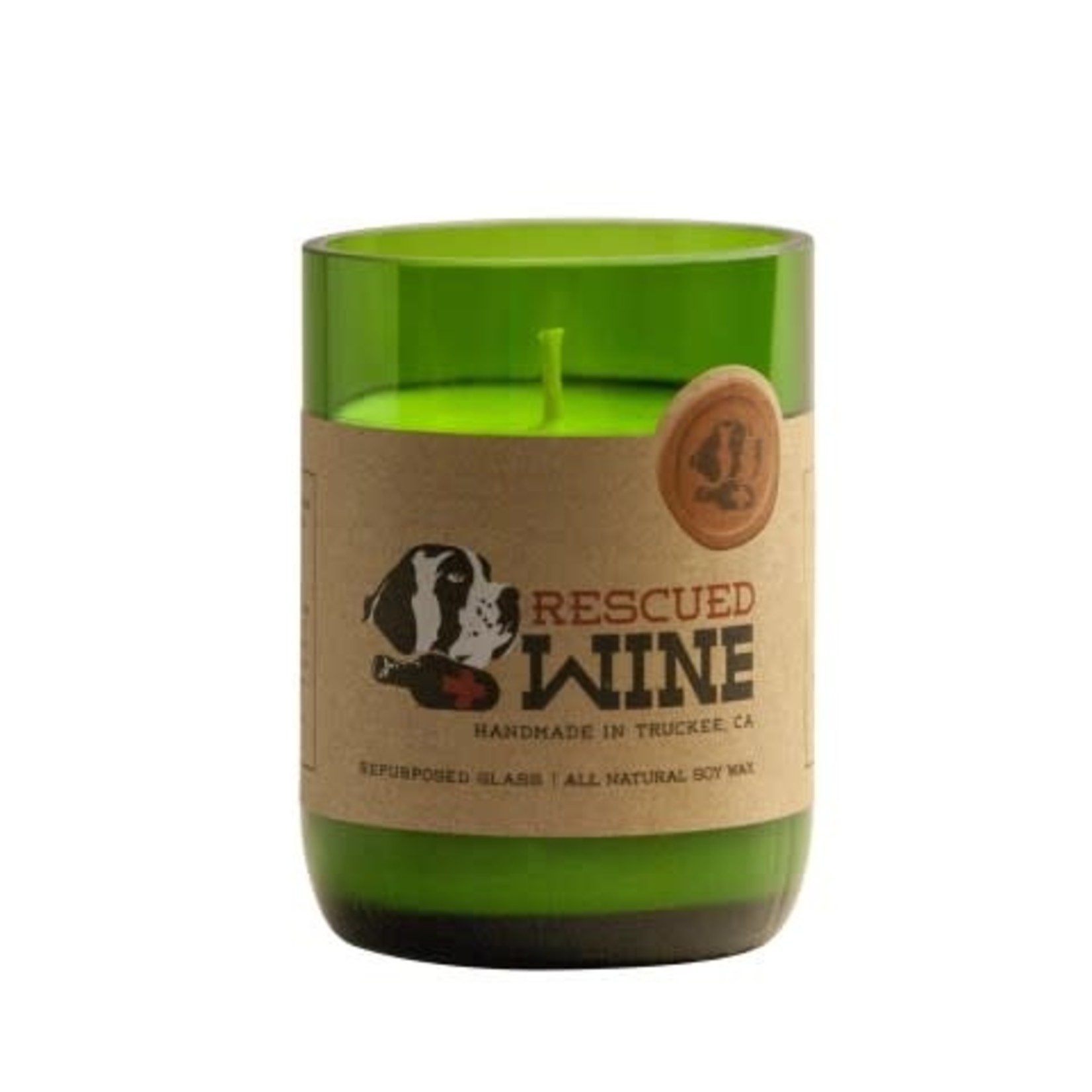 Rescued Wine Rescued Wine Candles - Cabernet