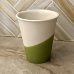 Candy Relics Candy Relics | Porcelain Rubber Paper Cups | Mint