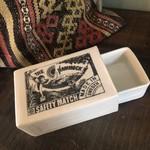 Candy Relics Candy Relics   porcelain Vintage Matchboxes   Hammock