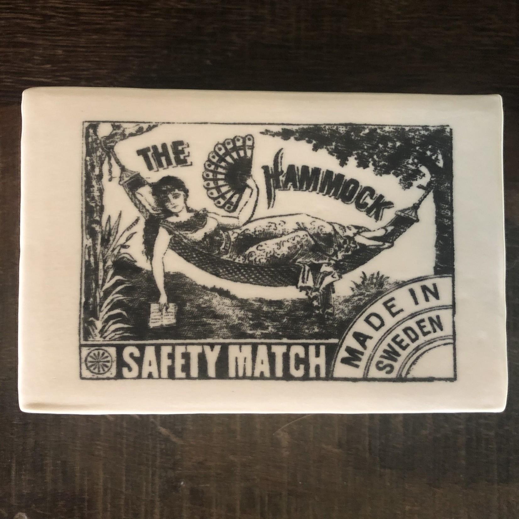 Candy Relics Candy Relics | porcelain Vintage Matchboxes | Hammock