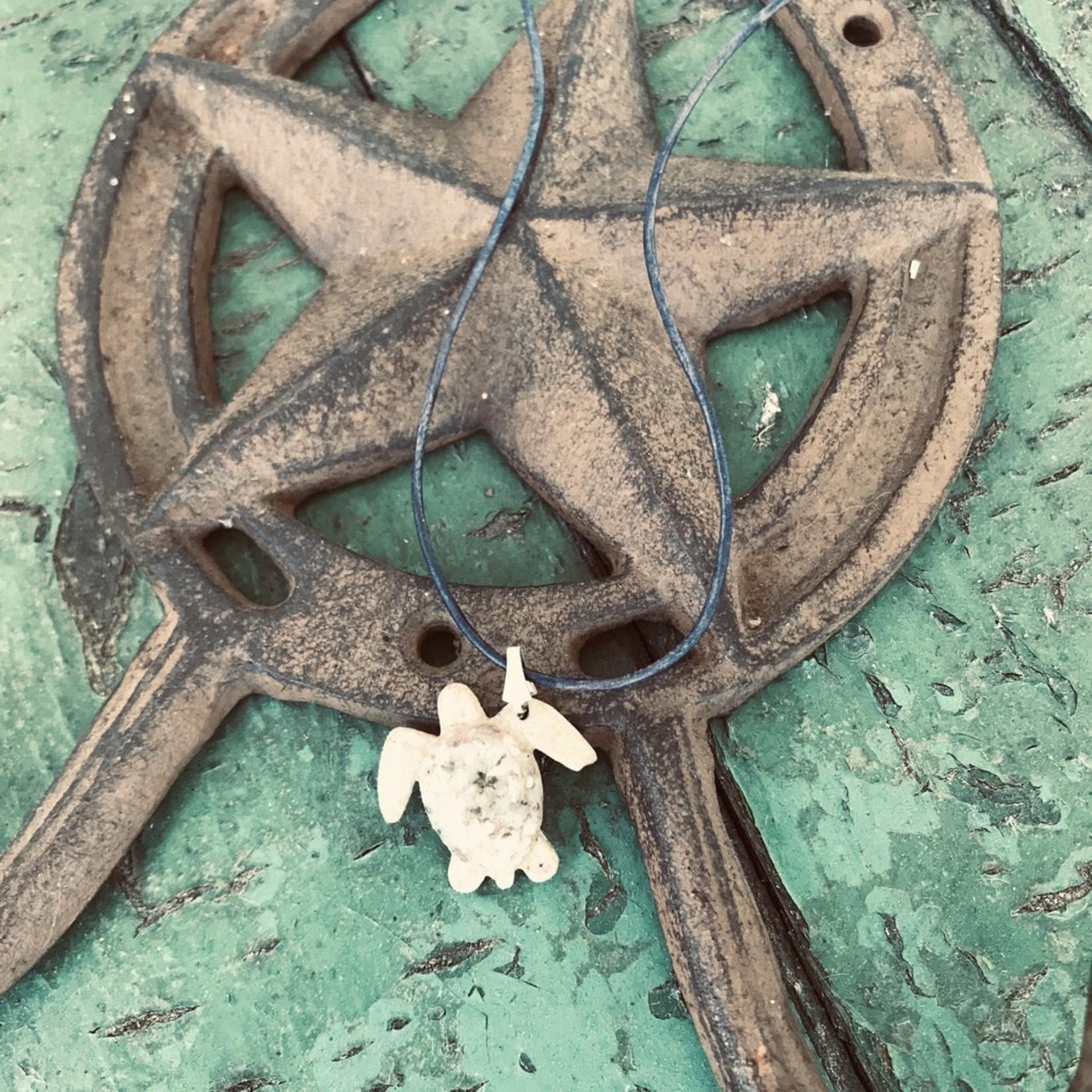 Colleen Hirsh Colleen Hirsh Sanibel Turtle Necklace #31