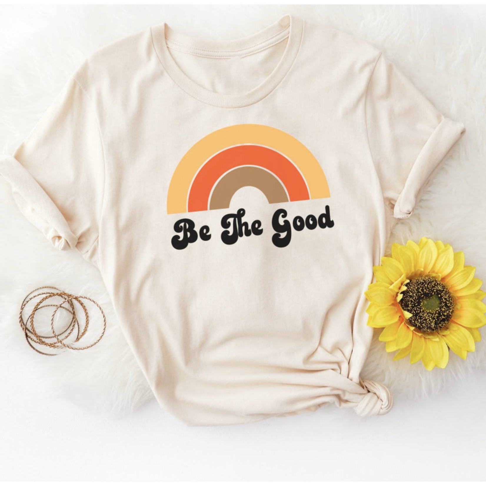 Funnel cake tree Funnel cake tree | Be the Good graphic tee - S