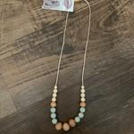Getting Sew Crafty Getting Sew Crafty Isla Teething Necklace Mystic