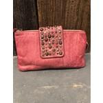 KOMPANERO KOMPANERO Leather Handbag - Fern in Rose