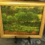 Pamela Abdalla Pamela Abdalla Painting - Landscape