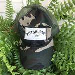 So Me S & J Decor | Pittsburgh trucker hat camo