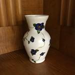 Pamela Abdalla Pamela Abdalla Vase - Blue Flowers