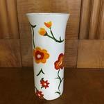 Pamela Abdalla Pamela Abdalla Vase - Orange Flowers