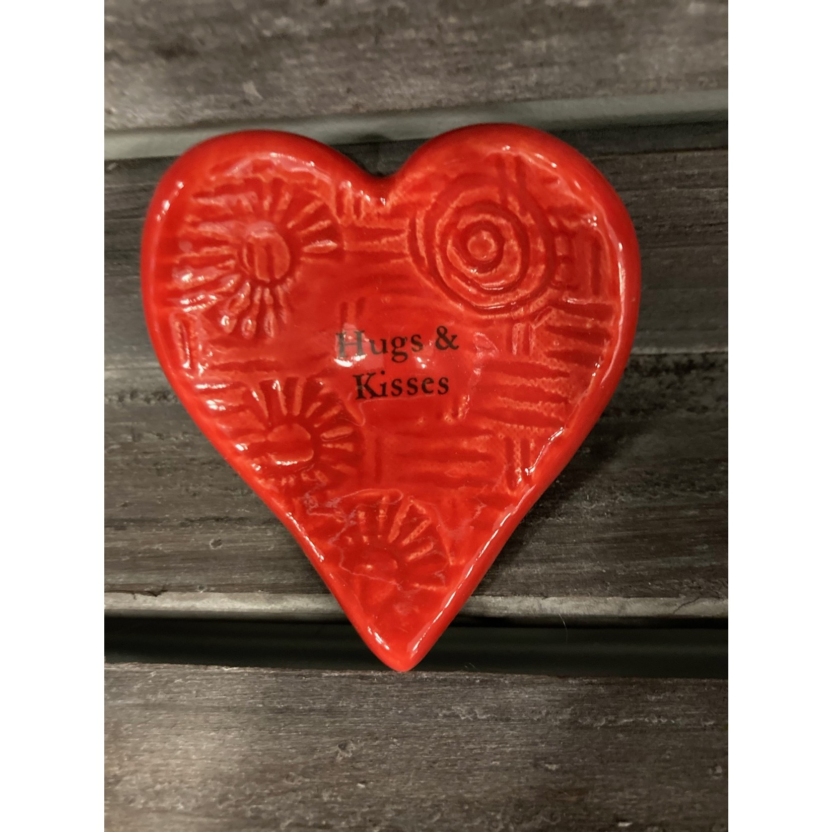 Lorraine Oerth Lorraine Oerth Heart Bowl Hugs & Kisses