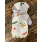 Angel Dear Bamboo  Swaddle blanket | Healthy Greens