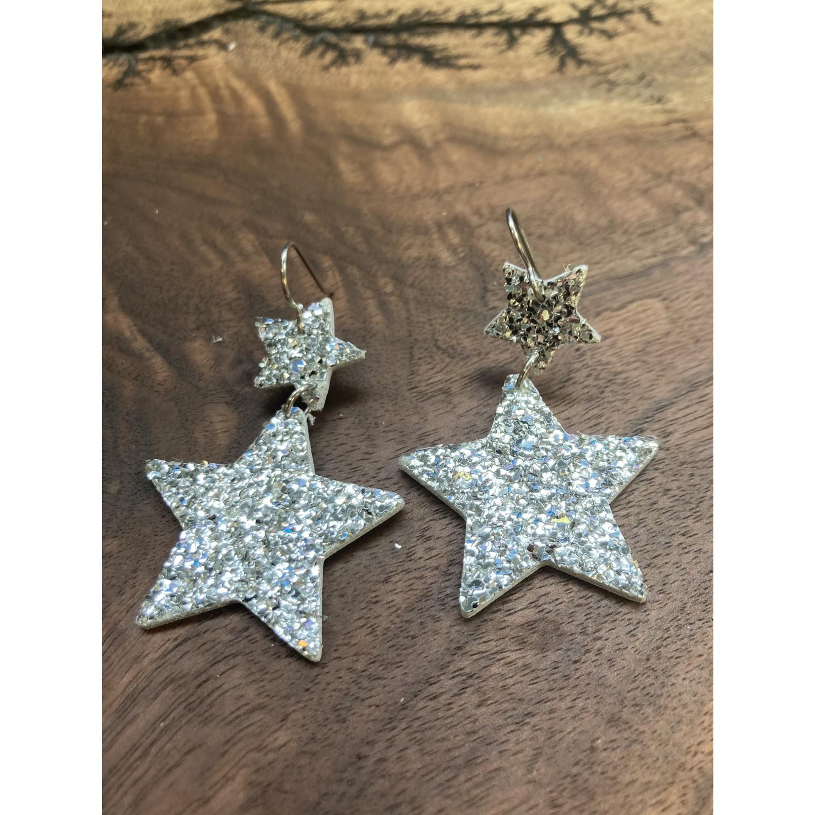 molliPOPdesign MolliPOP design Sparkle Star Drop