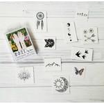 Inked by Dani INKED | Tempory tattoo pack- Free Spirit