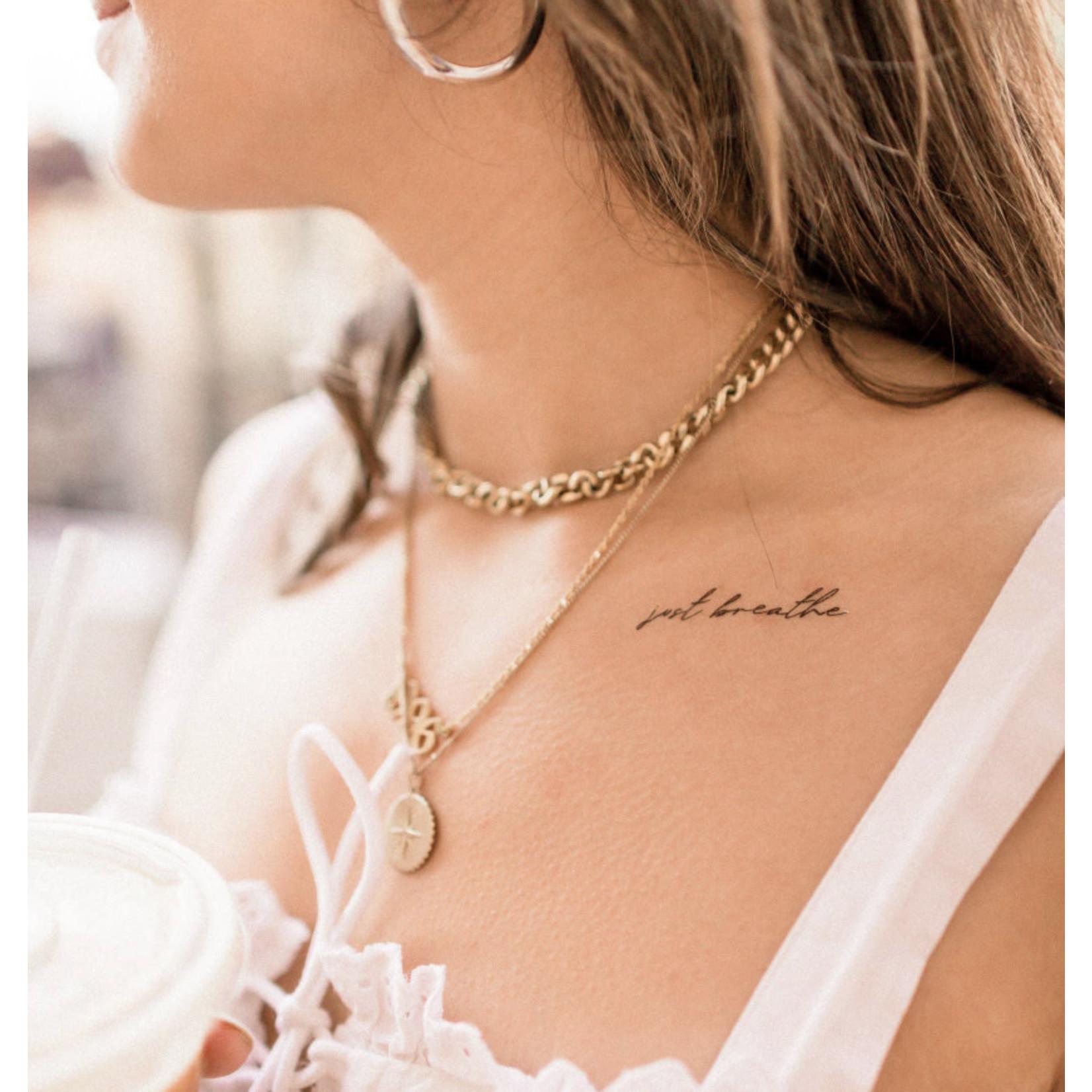 Inked by Dani INKED Tempory tattoo pack- Self Love