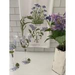 Bebe Blu Designs Bebe Blu Designs | iris/lilac flour sack towel