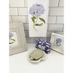 Bebe Blu Designs Bebe Blu Designs | guest towels: lace cap hydrangea, blossom
