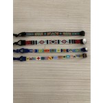 Pamela Cashdollar Pam Cashdollar Bead loomed bracelet   4 or 5 beads wide
