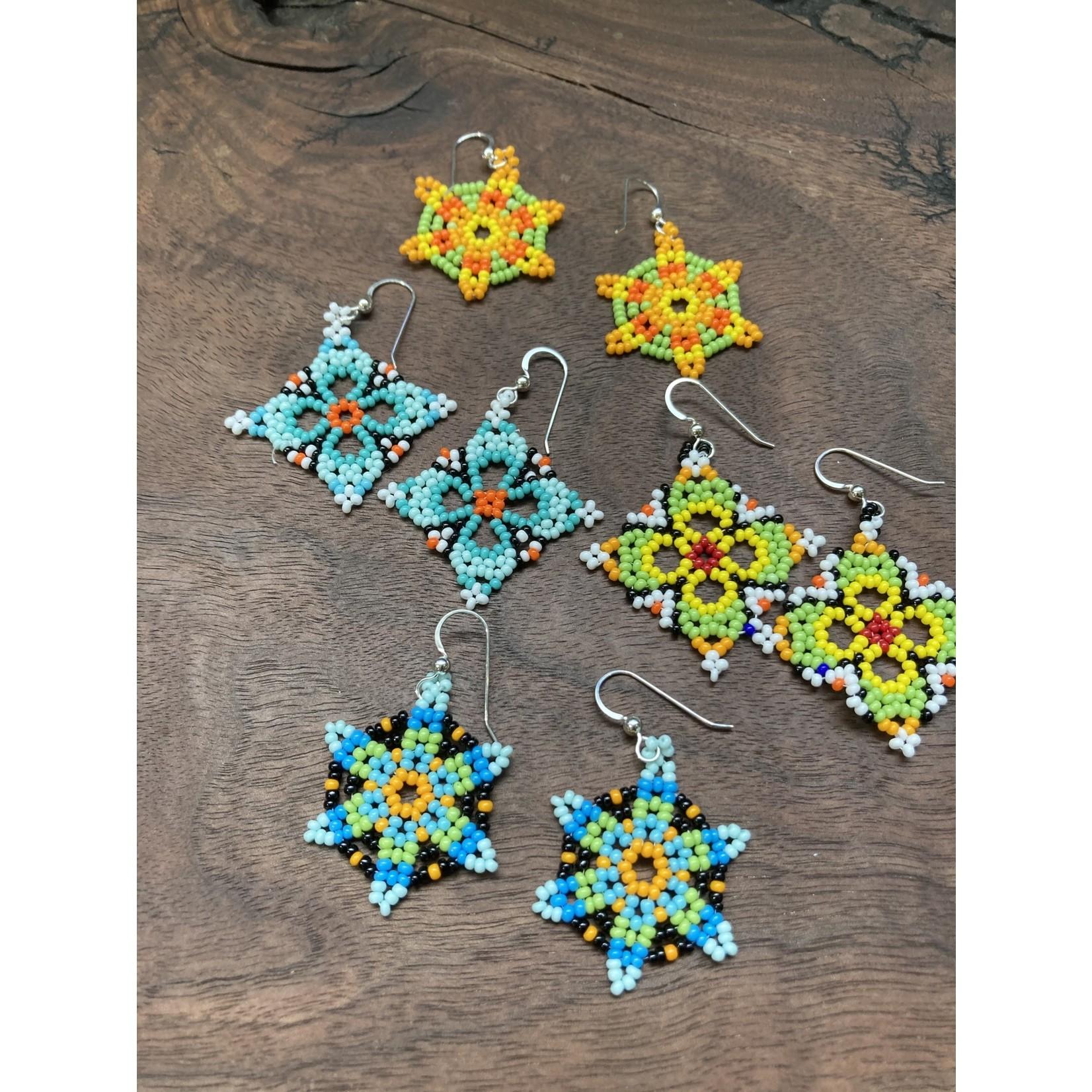 Pamela Cashdollar Pam Cashdollar   Medium earrings asst colors