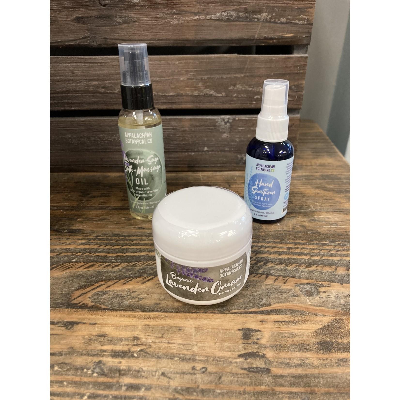 Appalachian Botanical Co. Appalachian Botanical Co. l Lavender Hand Sanitizer Spray 2oz.