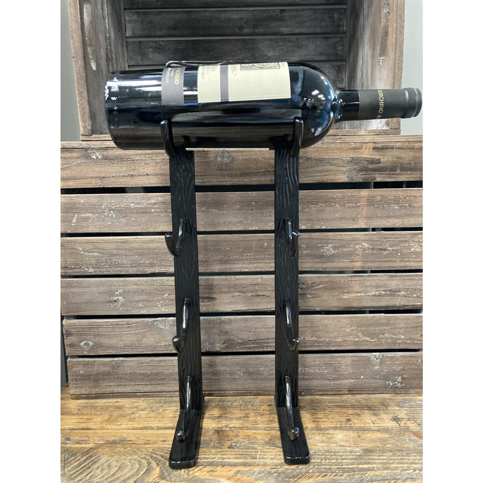 Herirage design Heritage l Wine rack black