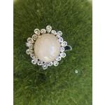 Bertus Design Bertus Design | Moonstone & Sapphire Ring