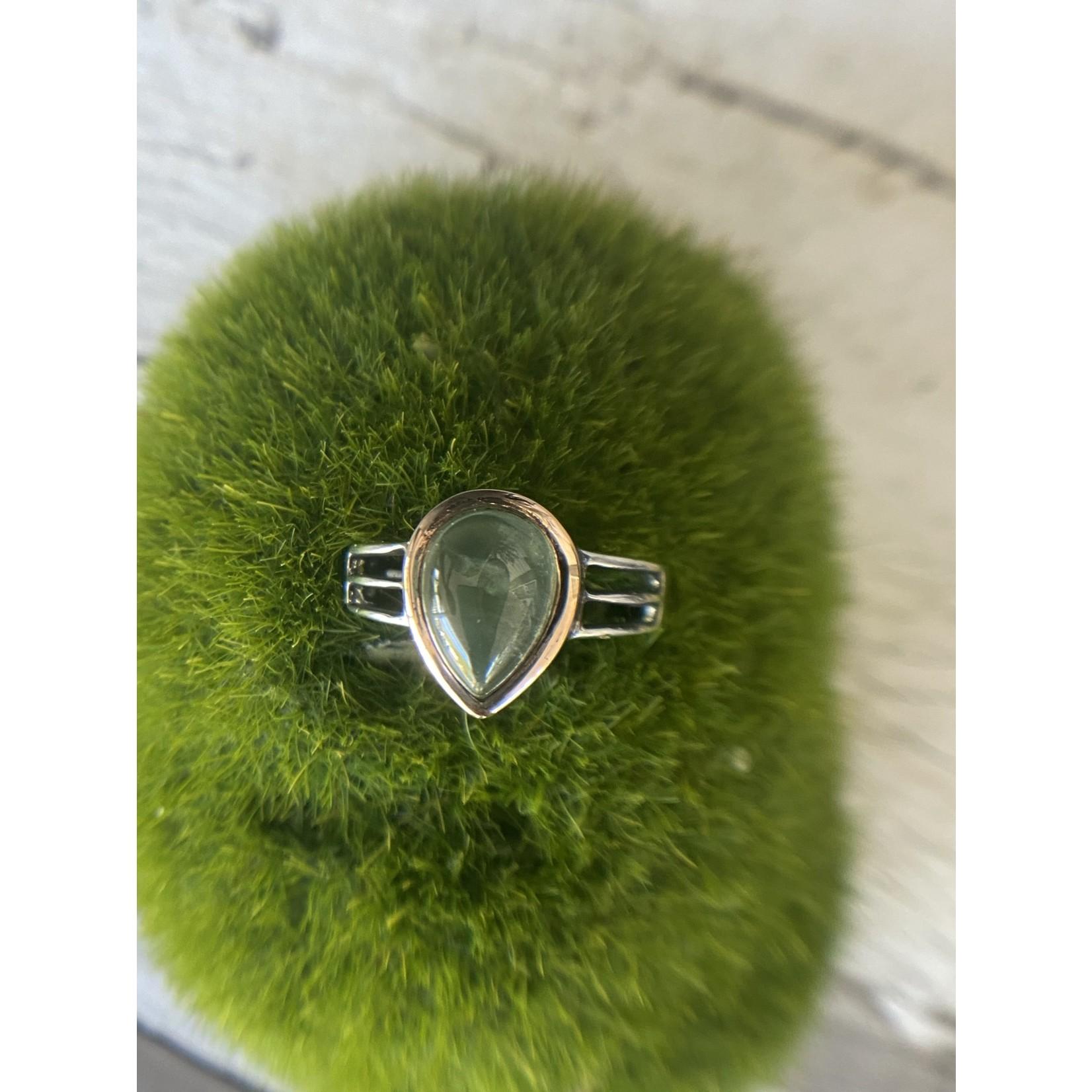 Bertus Design Bertus Design   Prehnite Ring