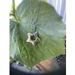 So Me So Me Designs | Sterling silver star charm with oxidized chain