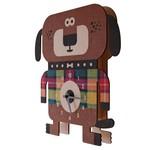modern Moose Modern Moose Clock - Dog