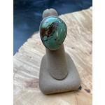 Katherine Thompson Sterling & Stone |  Baja Turquoise Ring