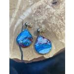Hannah Wilson Hannah Eli Art | American drop earrings