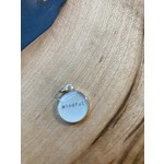 Everyday Artifacts Everyday Artifacts | Mindful 12mm SS Bezel Pendant