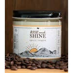 Finding Home Farms Finding home farms l Rise and Shine Espresso & Evergreen Soy 13oz. Candle