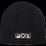 FXR Infinite Beanie - BLK/ORG - OS