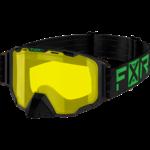 FXR Maverick Goggle - Lime - OS