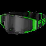 FXR Combat Goggle - GREEN - OS