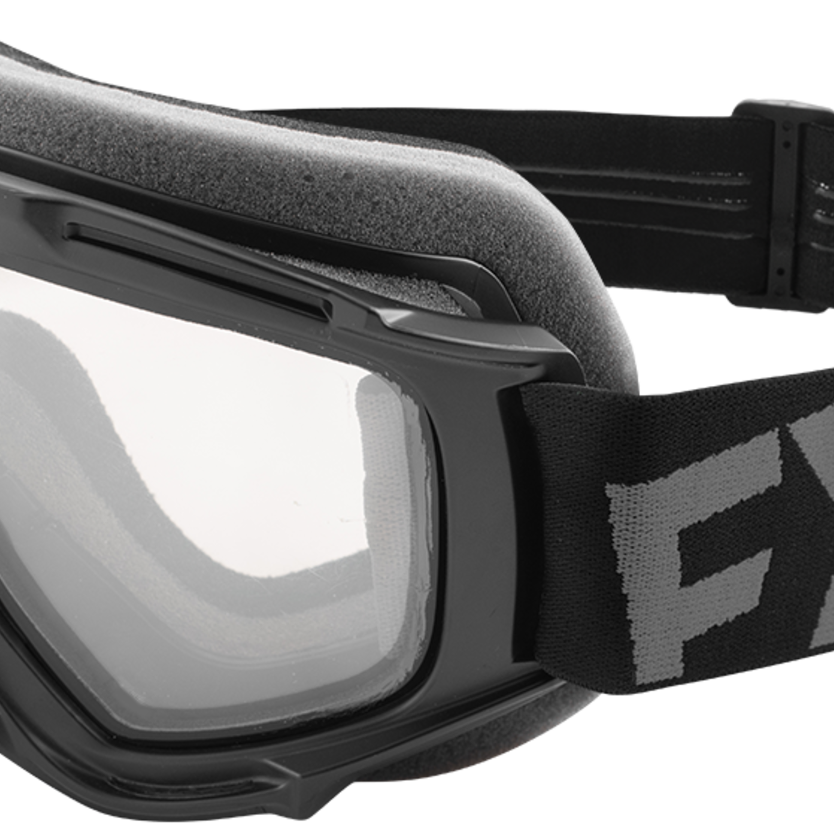 FXR Youth Throttle Goggle - BLK OPS