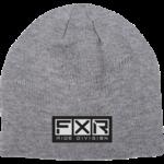 FXR Infinite Beanie - GREY HEATHER/BLK - OS