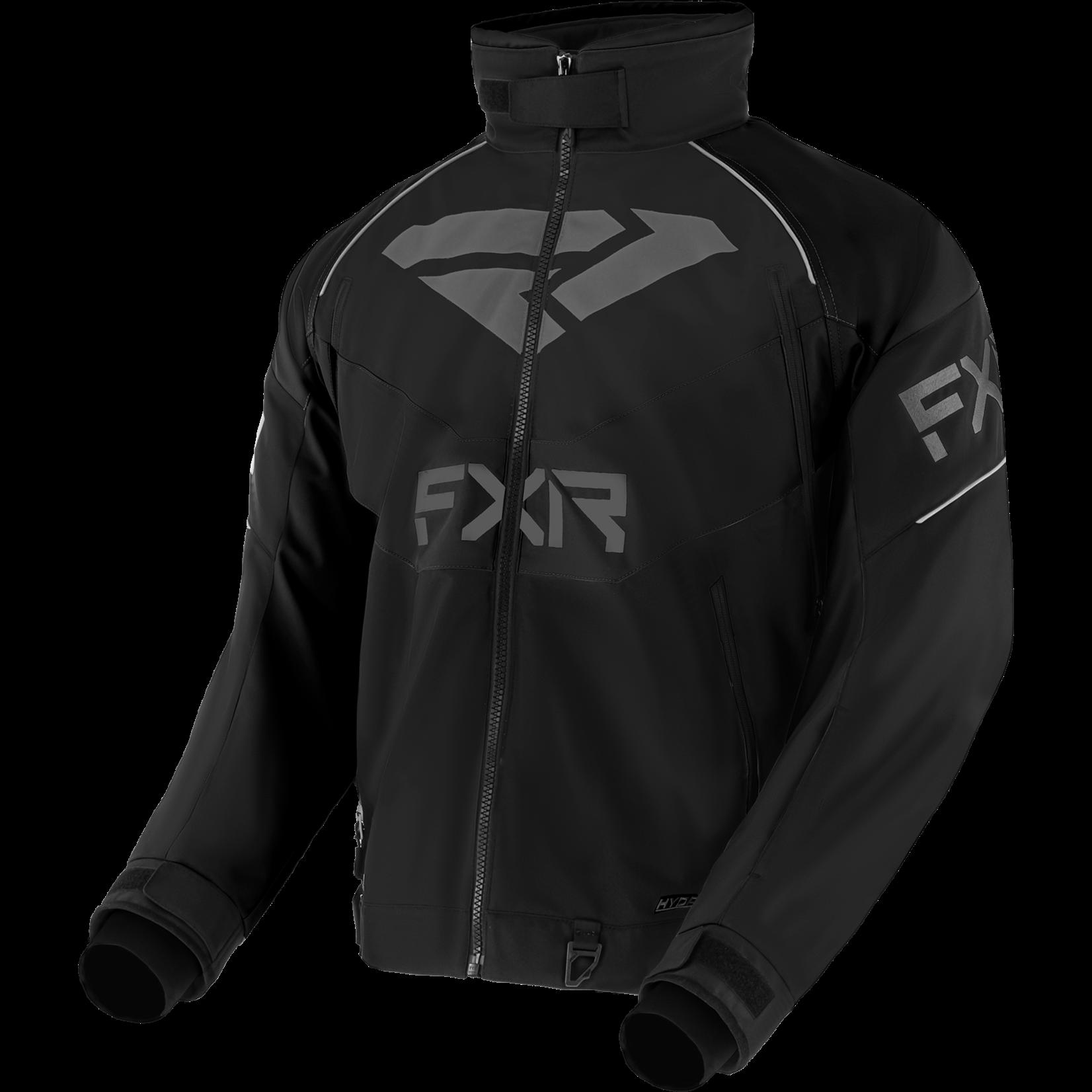 FXR M Fuel Jacket - BLACK OPS - M