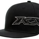 Kawasaki KX Snapback Hat - Black