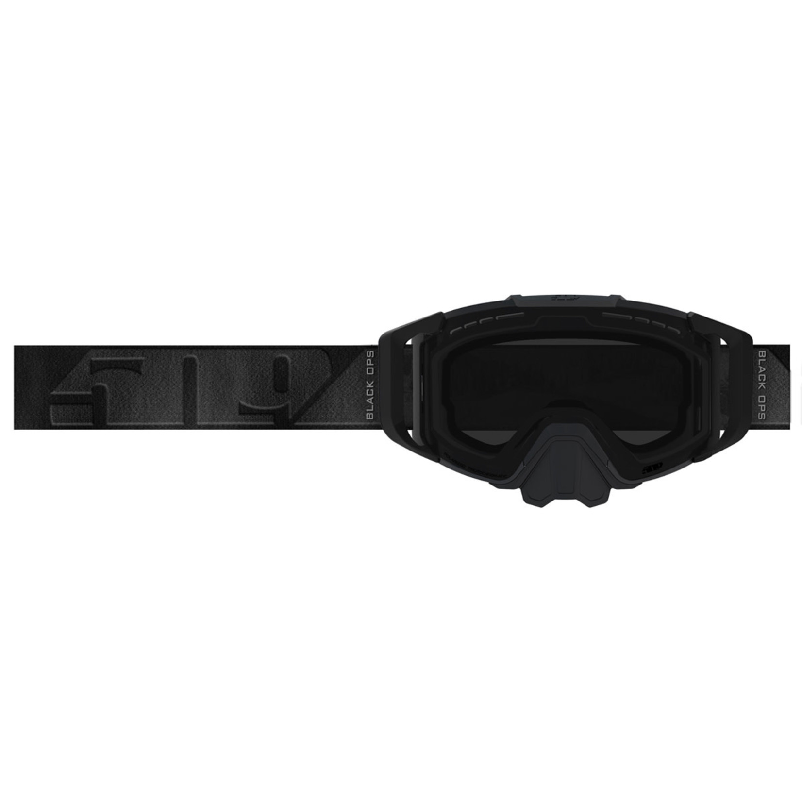 509 Sinister X6 Goggle - Black Ops