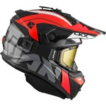 CKX Helm Titan Altitude Red/White