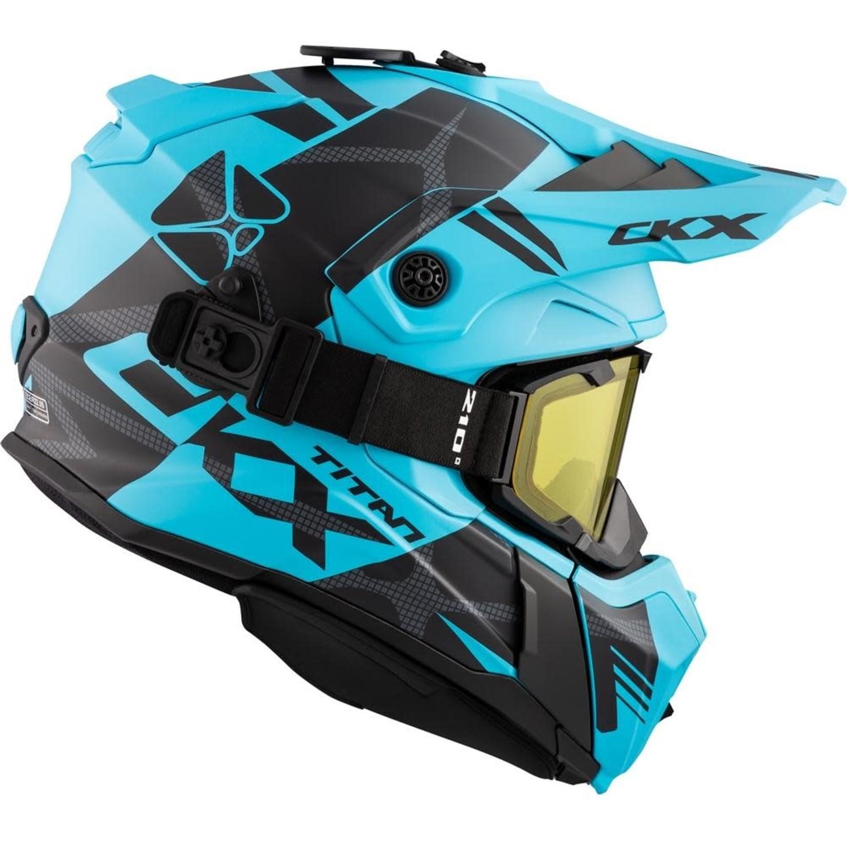 CKX Helm Titan Climb Blue