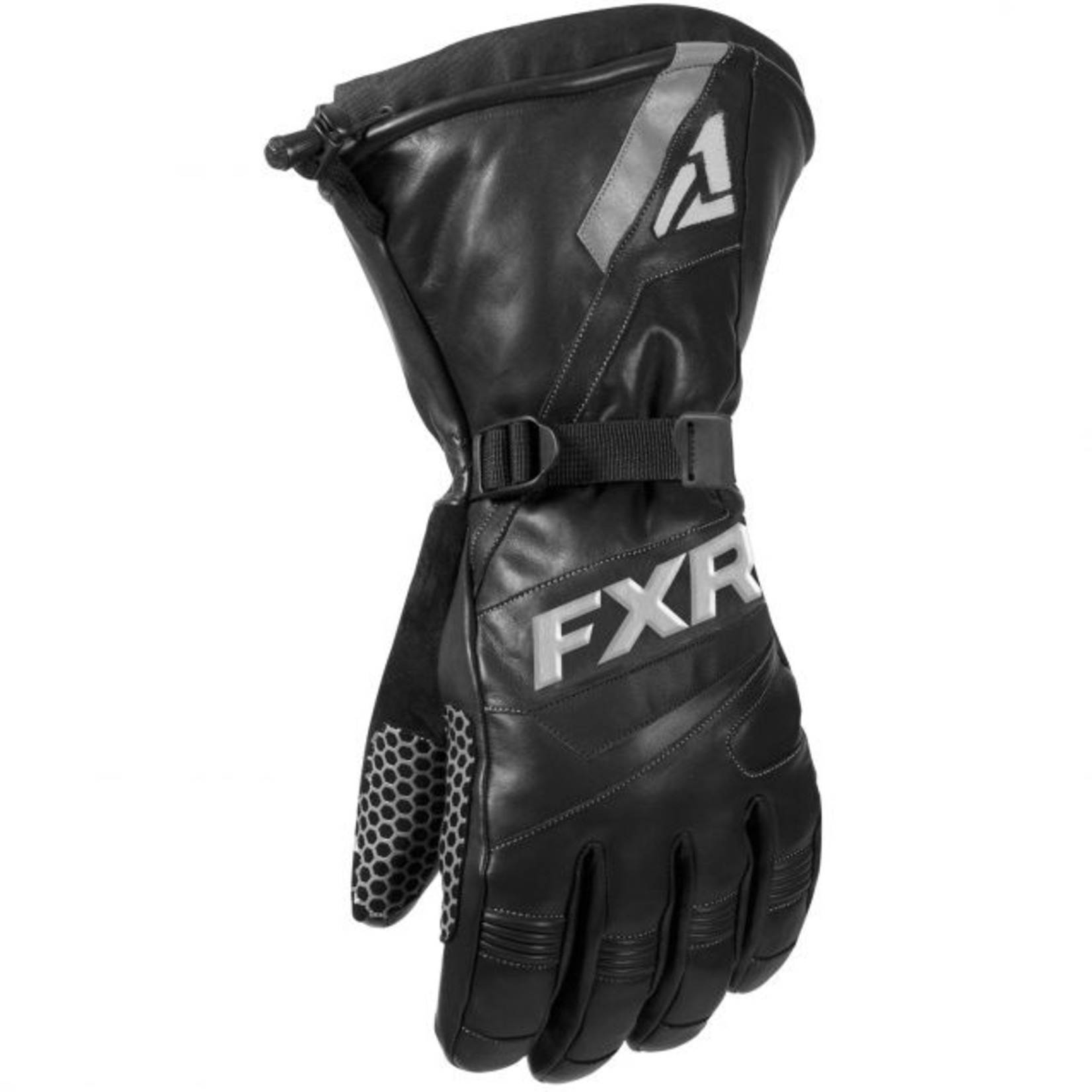 FXR FXR Leather Gauntlet Glove