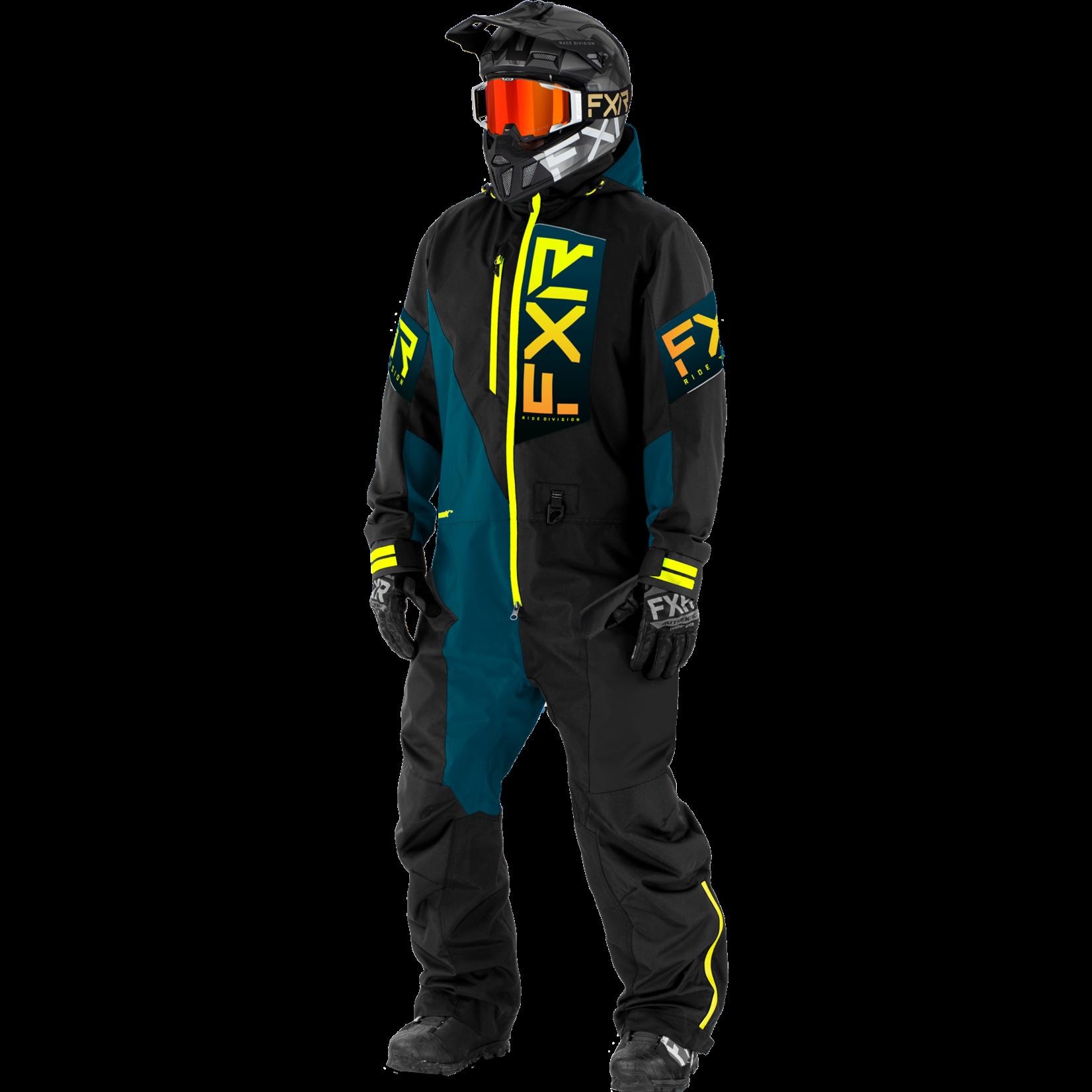 FXR FXR Men's Recruit FAST Insulated Monosuit