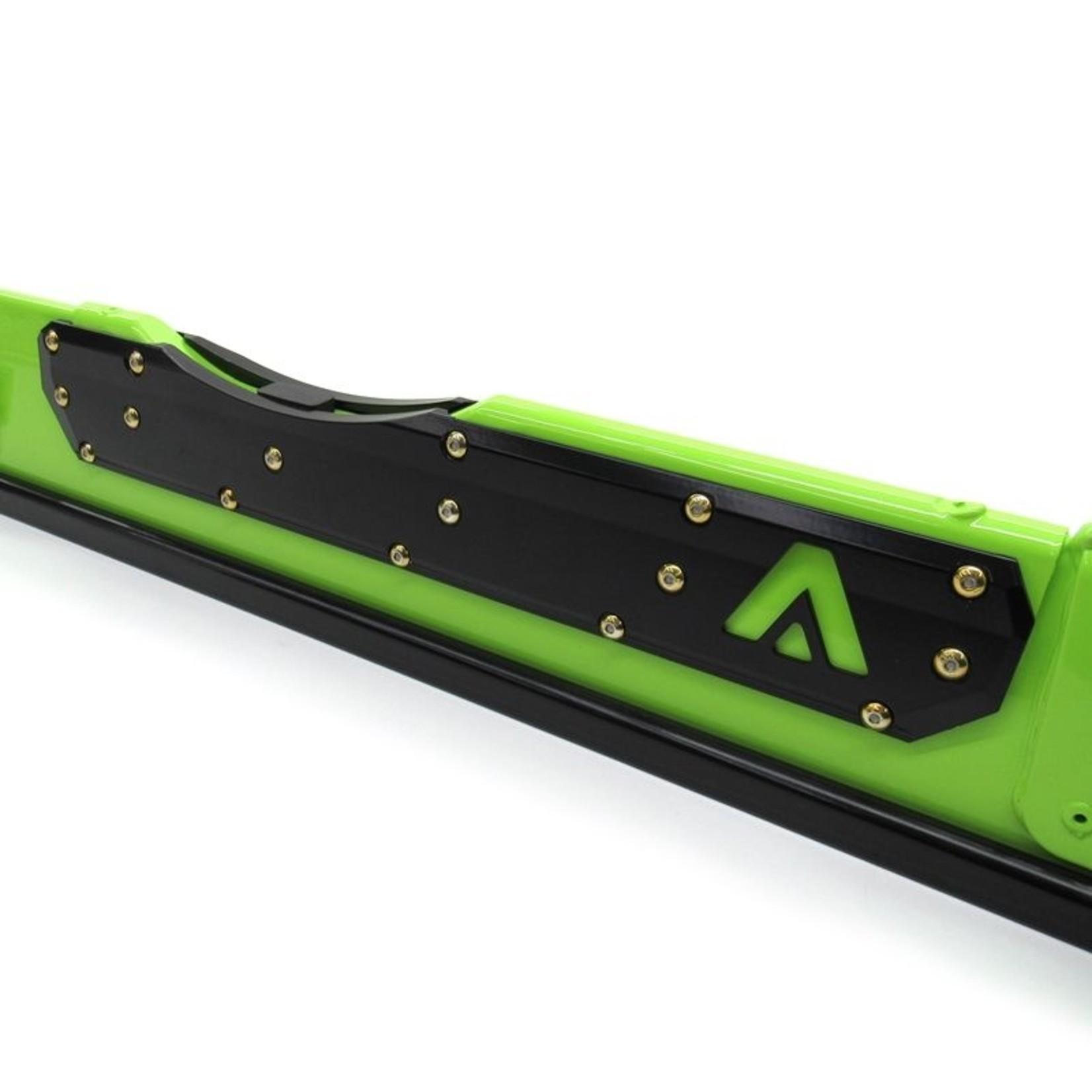 """Kit, Rail Brace '19-'20 M A1 154-165"""" - Black"""